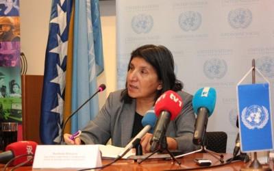 Specijalna izvjestiteljica o nasilju nad ženama završila misiju u Bosni i Hercegovini