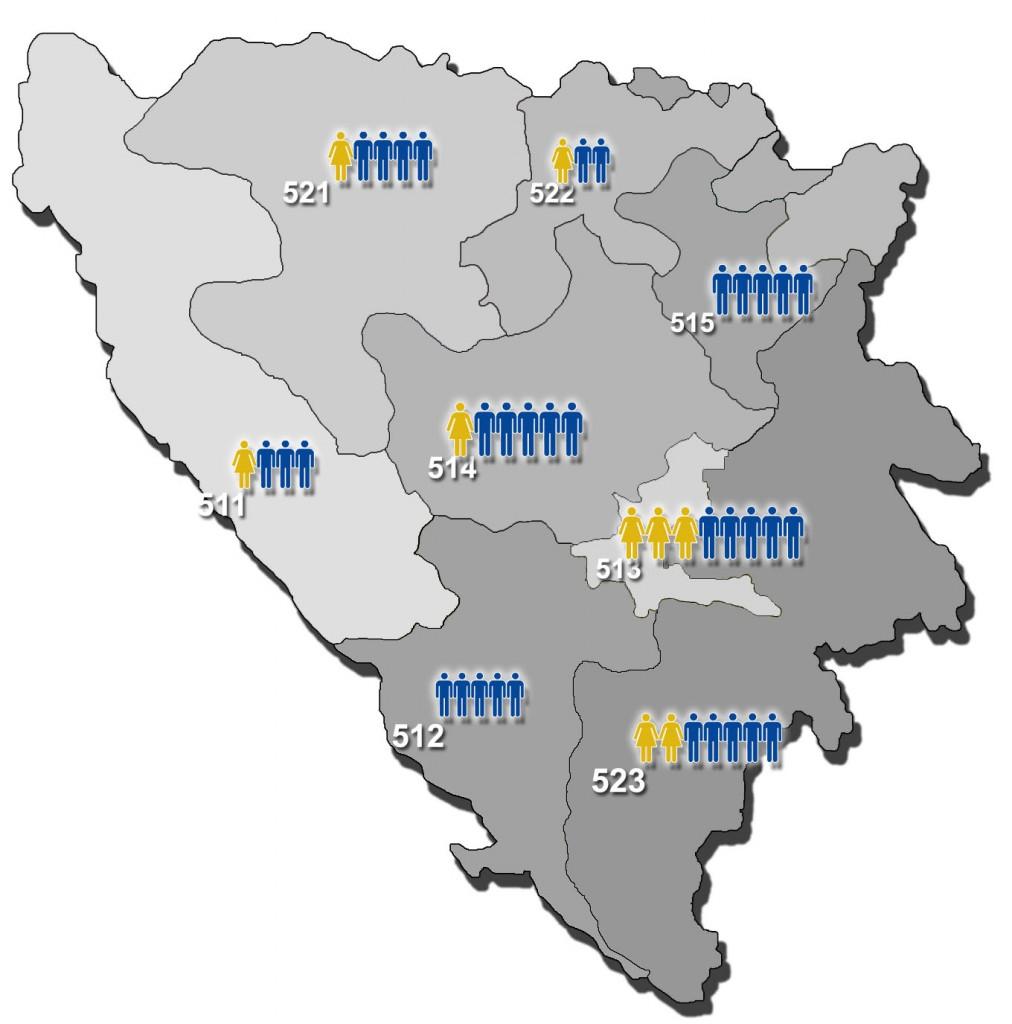 mapa_bih_izborne jedinice_2010-rezultati