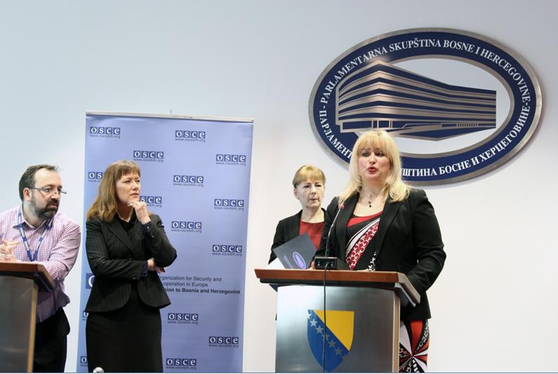 Otvaranje Sedmice ravnopravnosti spolova 2014.
