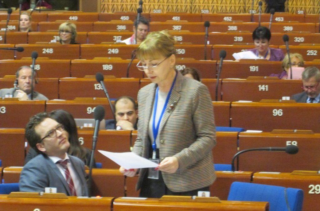 Ismeta Dervoz imenovana na dužnost u Komitetu PS VE