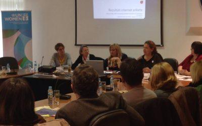 Održan konsultativni sastanak sa pružaocima usluga žrtvama rodno zasnovanog nasilja