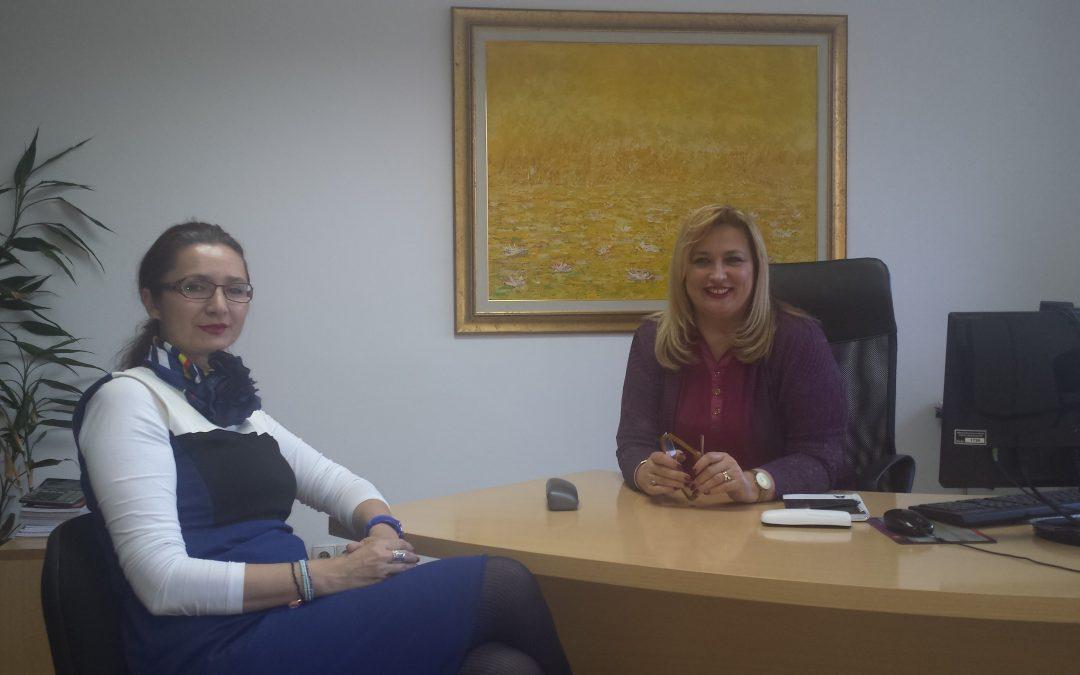 Sastanak sa Pravobraniteljicom za ravnopravnost spolova RH
