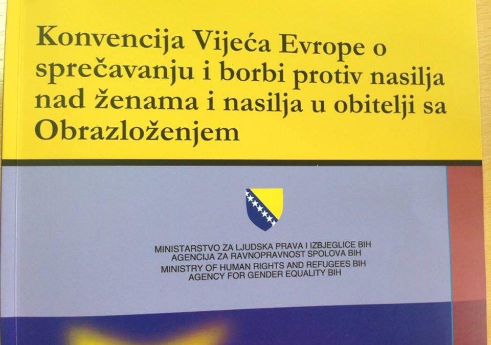 Okvirna strategija za implementaciju Istanbulske Konvencije u BiH za period 2015-2018.