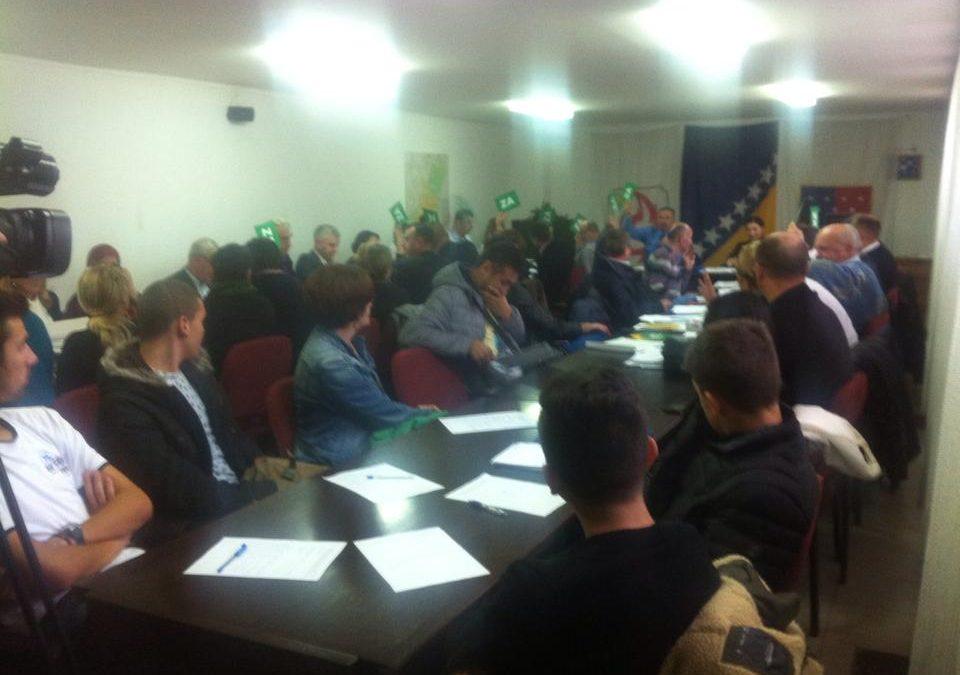 Usvojen Lokalni akcioni plan za implementaciju UNSCR 1325 u općini Ilijaš