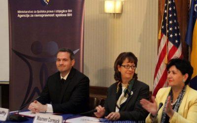 Potpisan Memorandum o grant sredstvima između USAID-a i Ministarstva za ljudska prava i izbjeglice