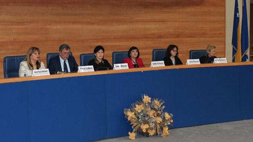 "Konferencija ""Monitoring i implementacija Istanbulske konvencije – nove sinergije"""