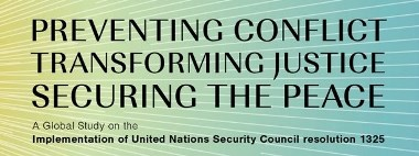 A Global Study on the Implementation of United Nations Security Council resolution 1325