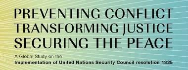 Svjetska studija o implementaciji UN–ove Rezolucije 1325, sprovedena u BiH 2015. godine