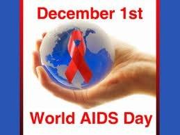 1. decembar – Svjetski dan borbe protiv AIDS-a