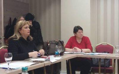 """REGIONALNI SASTANAK  UN Rezolucija 1325 """"Žene, mir i sigurnost"""": globalno-regionalno-lokalno"""