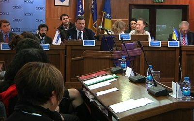 Okrugli stol o ravnopravnosti spolova i borba protiv rodno zasnovanog nasilja
