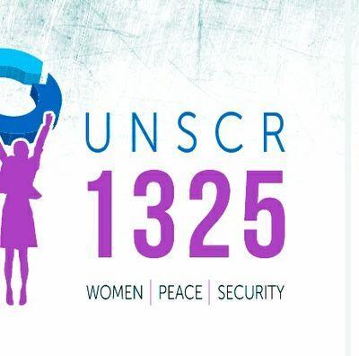 """Rezolucija Vijeća Sigurnosti UN 1325 """"Žene, mir i sigurnost"""""""