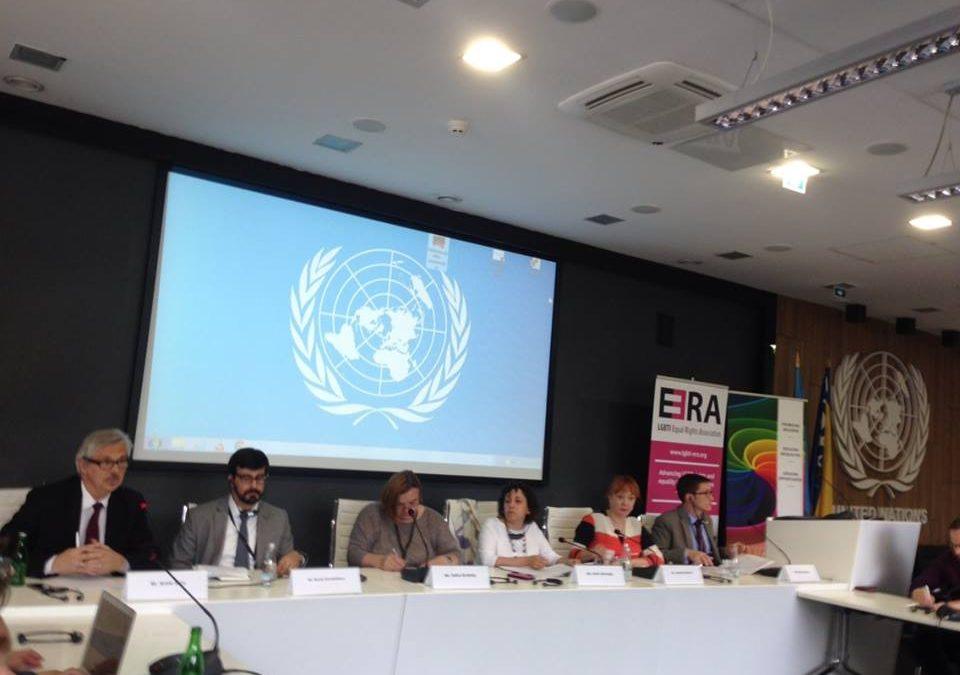 Smanjiti nejednakost i neprihvatanje LGBTI populacije u BiH