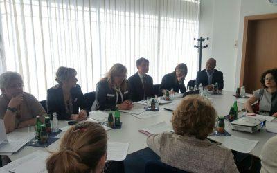 Predstavljanje evaluacije FIGAP programa u Delegaciji Evropske Unije u BiH