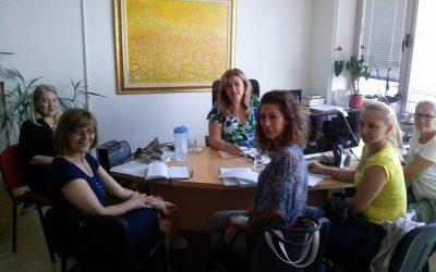 Sastanak sa Inicijativom Građanke za ustavne promjene
