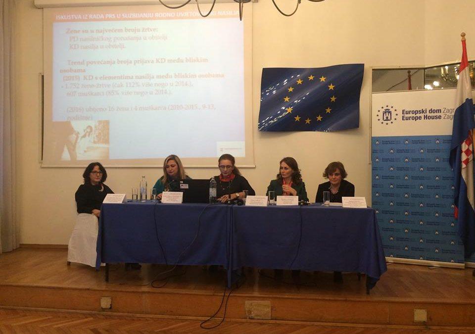 "Regionalna konferencija ""Femicid Watch – za prevenciju femicida u RH"""