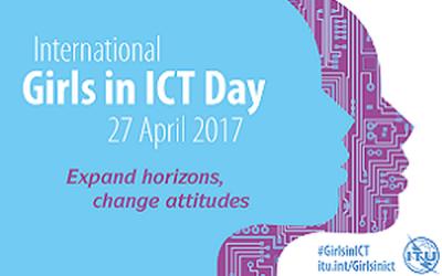 Saopštenje za javnost povodom obilježavanja Međunarodnog dana djevojčica u informaciono-komunikacionim tehnologijama – Girls in ICT Day!-u 2017. godini