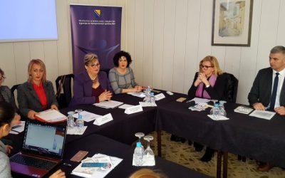 Inicijative za Izmjene i dopune Krivičnog zakona FBiH u cilju stvaranja zakonodavnog okvira za sankcionisanje osoba koje vrše krivična djela putem IKT