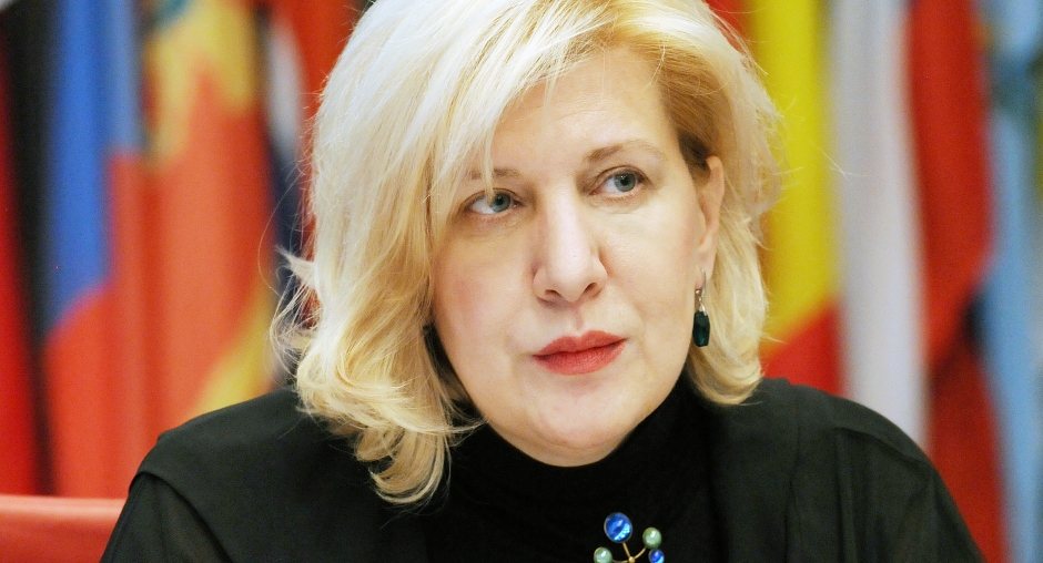 Čestitke Dunji Mijatović povodom imenovanja na poziciju komesarke za ljudska prava VE