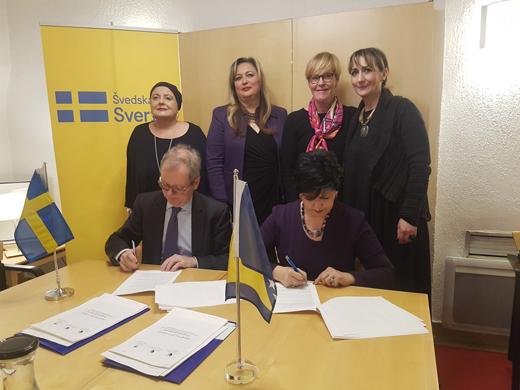 Borovac i Hagelberg potpisali sporazum vrijedan 2,9 miliona KM