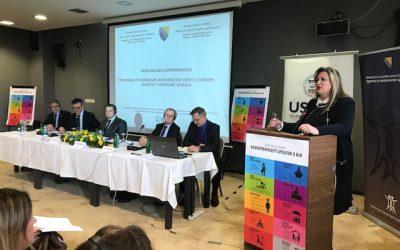 """Održana Regionalna konferencija """"Provedba Istanbulske konvencije Vijeća Evrope- izazovi i naredni koraci"""""""