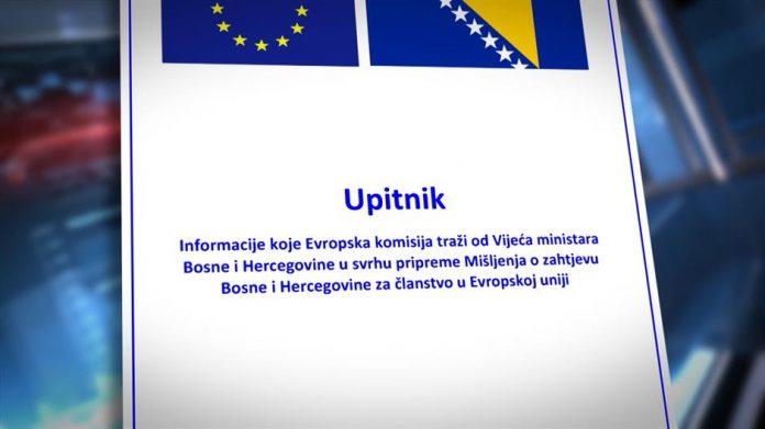 Direktorica Agencije za ravnopravnost spolova BIH, Ministarstva za ljudska prava i izbjeglice sa eksperticama Misije stručne procjene Evropske komisije o pravima žena i jednakopravnosti spolova