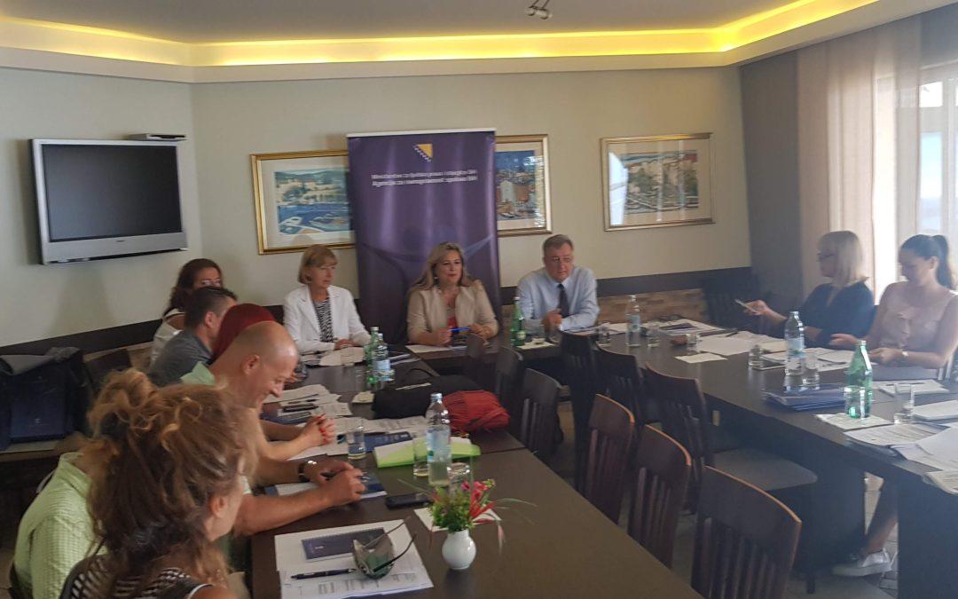 Konsultativni sastanak Odbora za praćenje provedbe i izvještavanje po Istanbulskoj konvenciji i femicid u BiH