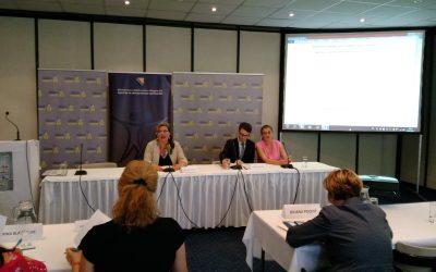 """Regionalna konferencija """"U susret Izborima 2018: Povećavanje učešća žena na mjestima političkog odlučivanja u BiH"""""""