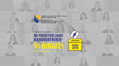 KAMPANJA MI PREDSTAVLJAMO KANDIDATKINJE VI BIRATE Belma Kapo (SDP) za Predstavnički dom PS BiH: I same žene treba da podignu glavu da se čuje i njihov glas