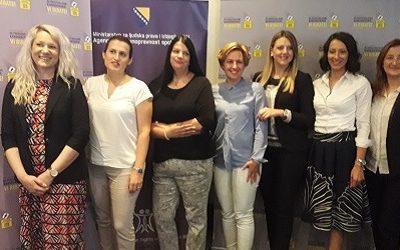 Žene u BiH čine pola populacije, koliko ih je u vlasti?