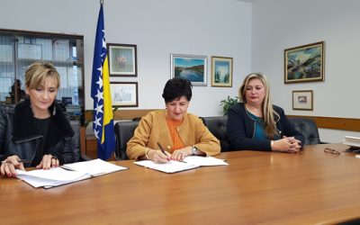 Potpisan sporazum vrijedan 2,9 miliona KM za provedbu Gender akcionog plana BiH