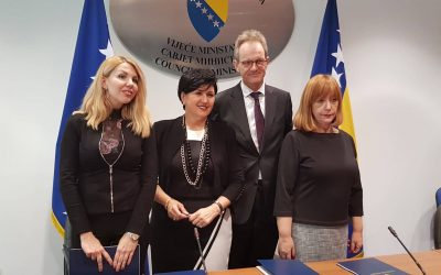 Potpisan protokol o zaštiti braniteljica/branitelja ljudskih prava