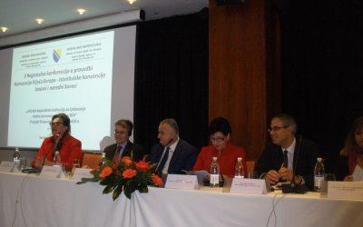 U Sarajevu o provedbi Istanbulske konvencije u regionu