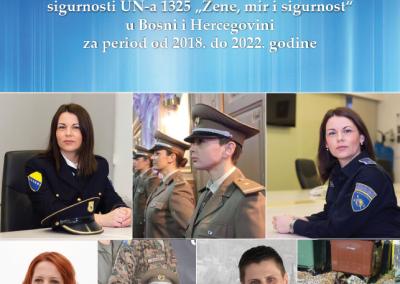 """Akcioni plan za primjenu Rezolucije Vijeća sigurnosti UN-a 1325 """"Žene, mir i sigurnost"""" u Bosni i Hercegovini za period od 2018. do 2022. godine"""
