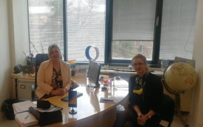 Sastanak direktorice Agencije i Pravobraniteljice za ravnopravnost spolova RH