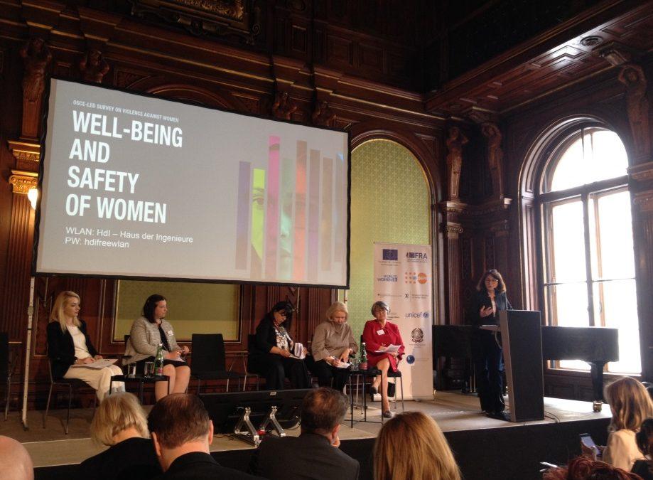 """""""Predanost – podaci – akcija – Konferencija o borbi protiv nasilja nad ženama i djevojčicama"""""""