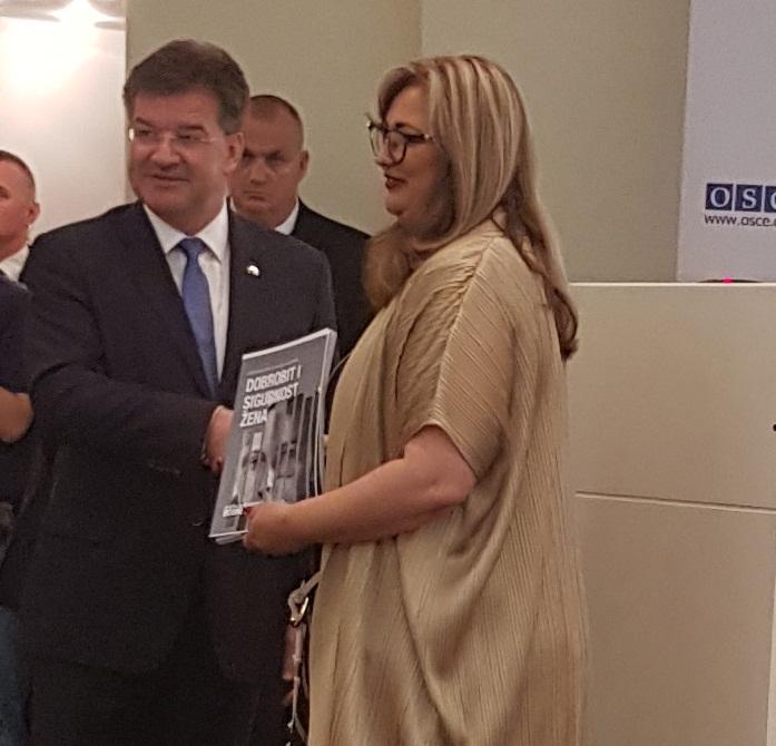 Istraživanje o dobrobiti i sigurnosti žena u BiH