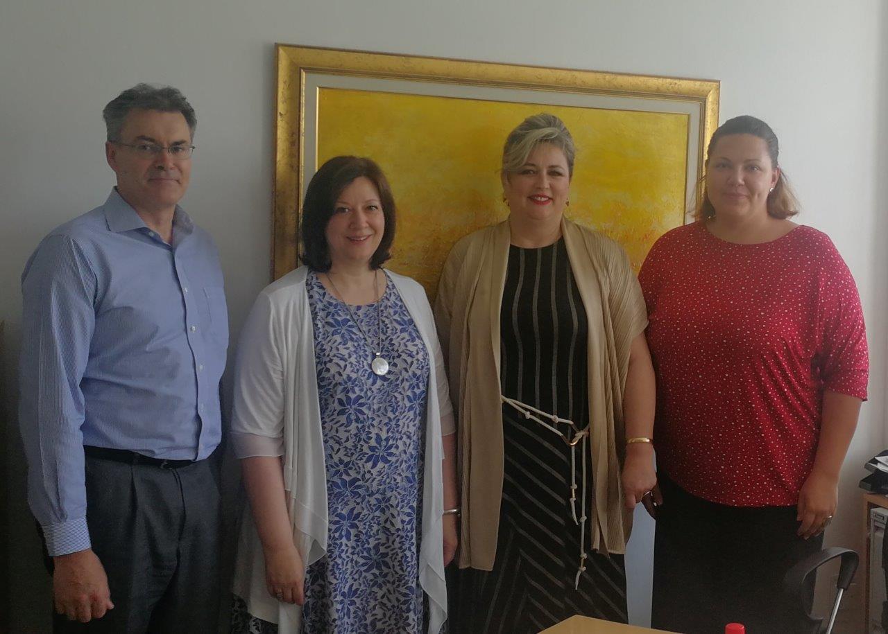 Sastanak direktorice Agencije za ravnopravnost spolova BiH sa Regionalnom direktoricom UN Women