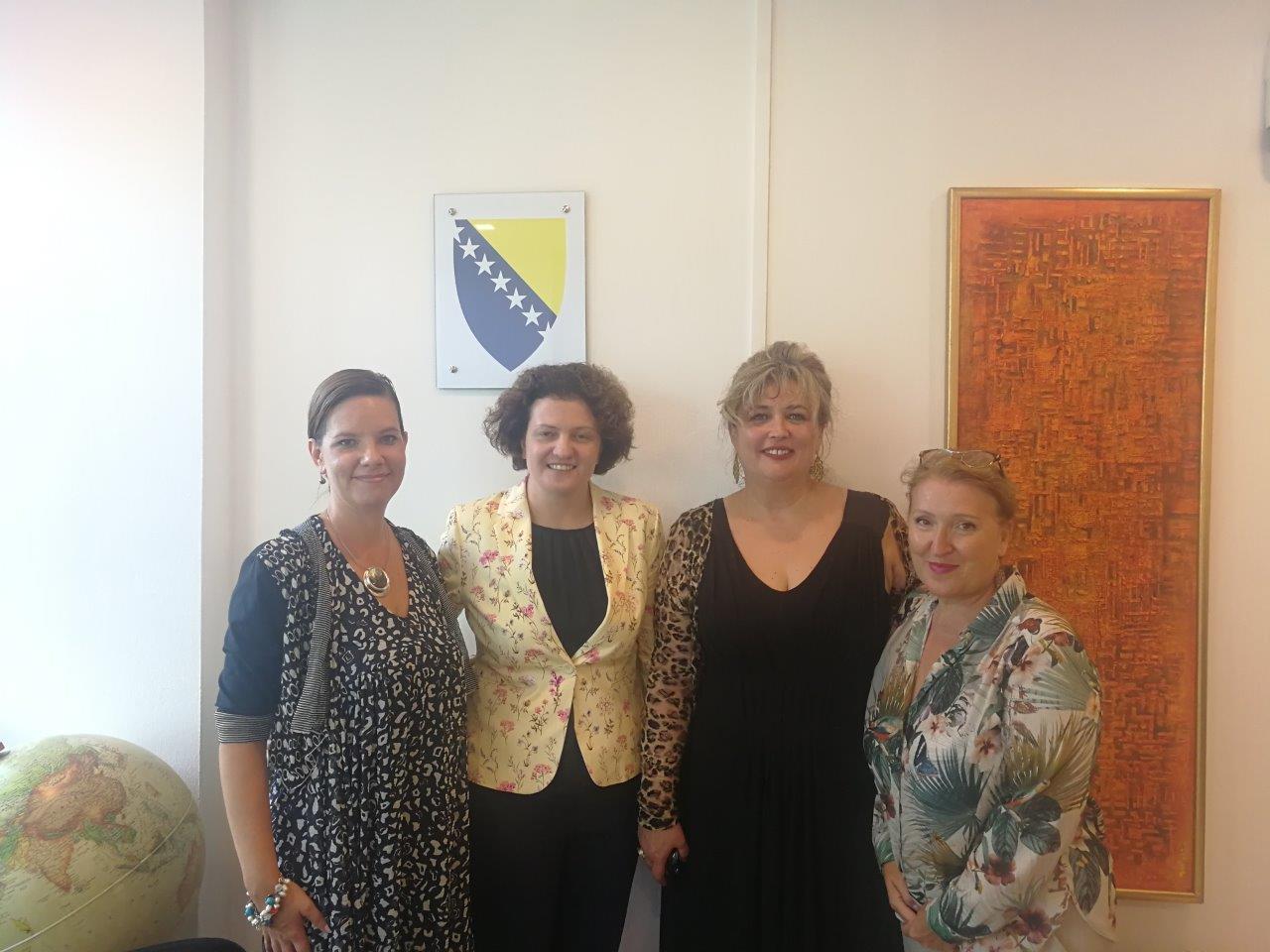 Sastanak direktorice Agencije sa rezidentnom predstavnicom UNDP