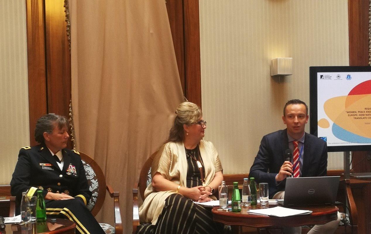 """Konferencija """"Žene, mir i sigurnosna agenda u jugoistočnoj Evropi: Kako NATO i nacionalne vlade prenose obaveze u djela"""""""