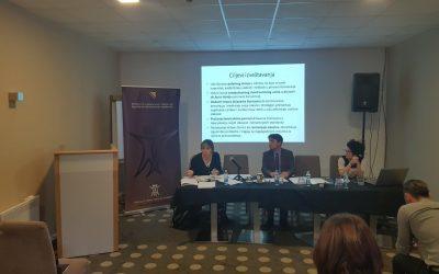 Održano stručno savjetovanje za prikupljanje informacija za izvještavanje prema Istanbulskoj konvenciji