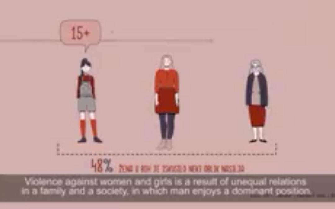 Video: sprečavanje nasilja nad ženama i nasilja u porodici