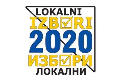 Javno saopštenje: O važnosti ili neophodnosti poštovanja principa ravnopravnosti polova u predizboroj kampanji za Lokalne izbore 2020