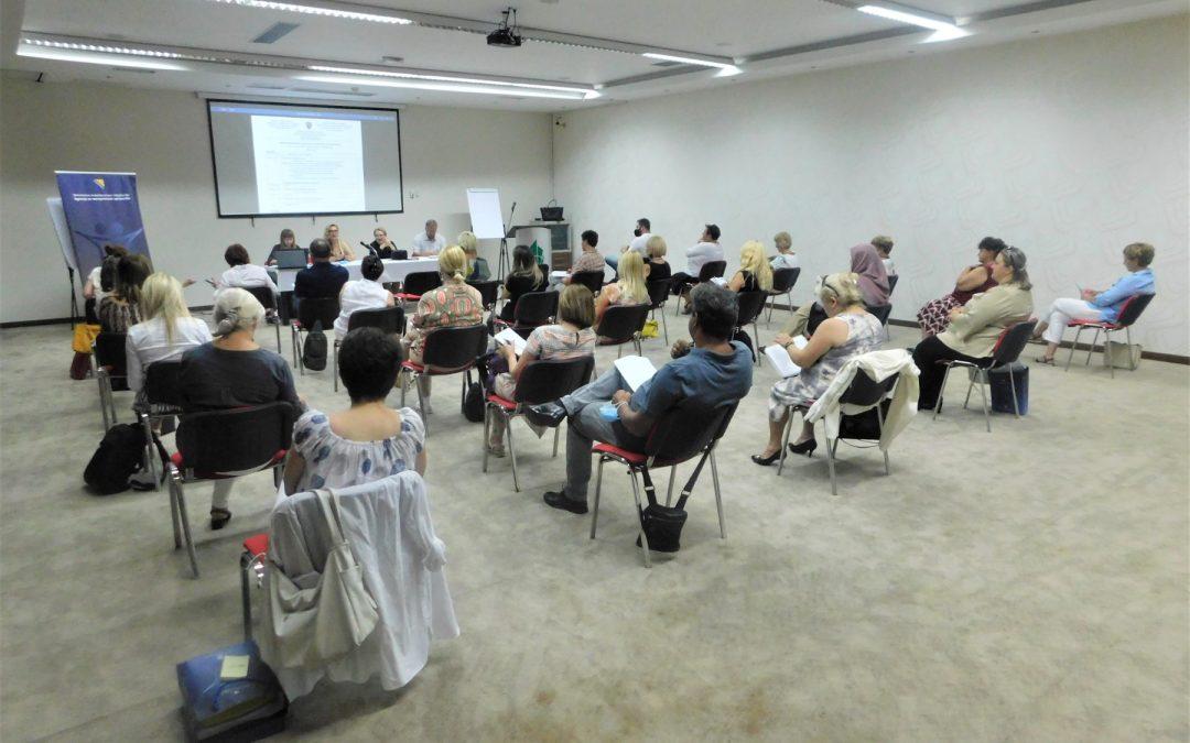 Dvodnevni sastanak sa nevladinim organizacijama (15-16.07.2021. godine)